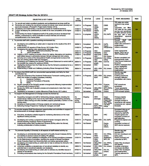 action plan template   word excel  documents   premium templates