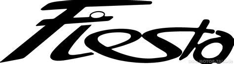 logo ford fiesta pin ford fiesta logo on pinterest