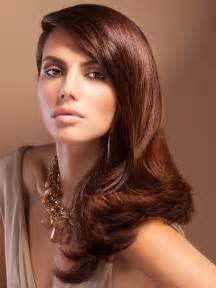 cocoa brown hair color autumn cozy