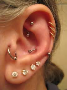 50 beautiful ear piercings ear piercings piercings and 50th
