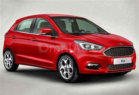 future ford future ford ka comme 231 a moniteur automobile