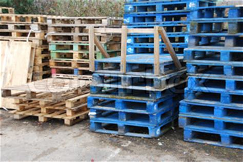 Free Pallets From Home Depot by Wooden Pallets Stock Photo Colourbox