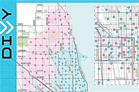 divvy bike map divvy chicago map world map 07