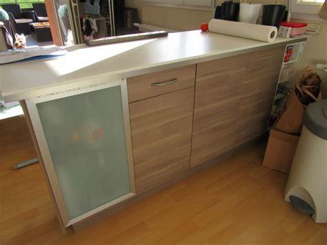 meubles cuisine occasion porte vitr 233 e meuble cuisine clasf