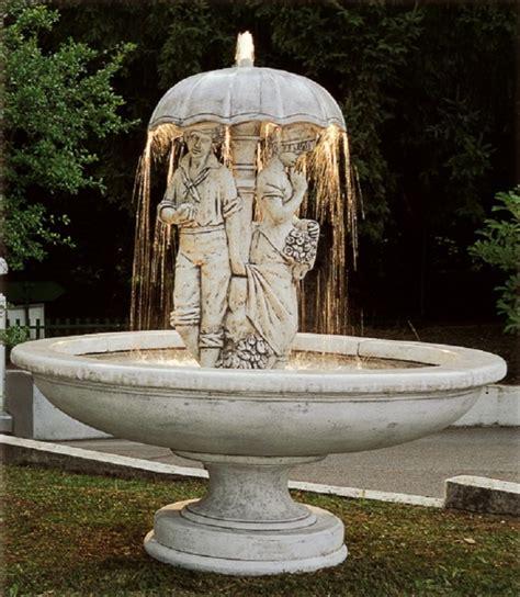 fontane artistiche da giardino fontane con giochi d acqua da giardino da esterno in