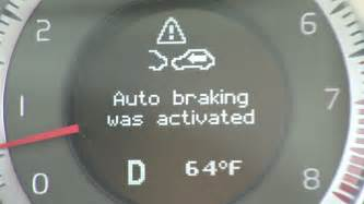 Automatic Braking System For Cars Automated Braking To Be Standard Equipment Bestride