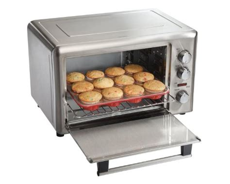hamilton 31103a countertop oven with convection and