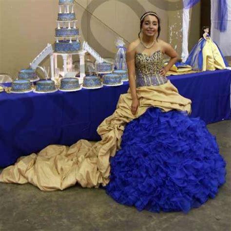 Rafazza Dress ragazza dresses skirts royal blue gold dress poshmark