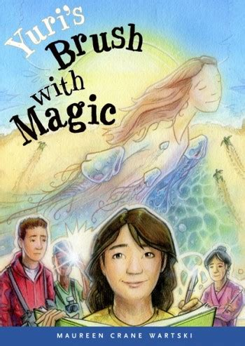 ken hayashi and the magic academy book 1 the boy and the witch books event maureen wartski reads from book yuri s