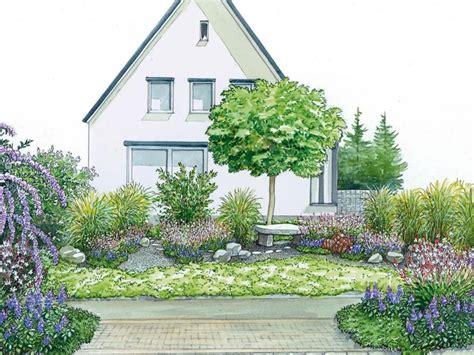 pflegeleichte pflanzen vorgarten vorgartengestaltung 40 ideen zum nachmachen obwohl
