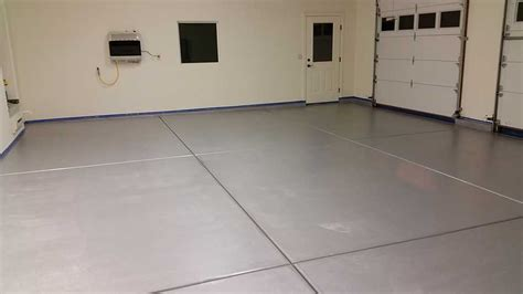 Garage Flooring Llc by Awesome White Rust Bullet Garage Floor Garage Flooring Llc