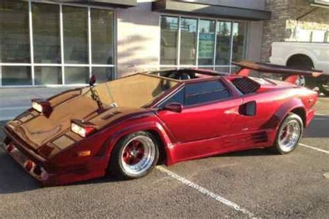 how do i learn about cars 1989 lamborghini countach electronic toll collection sell new 1989 red lamborghini kit car great condition runs well engine transmission break in