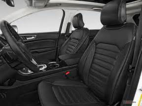 Ford Edge Seating 2016 Ford Edge Pictures Front Seat U S News World Report