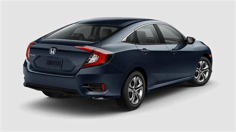 Honda Civics by What Are The 2017 Honda Civic Sedan Color Options