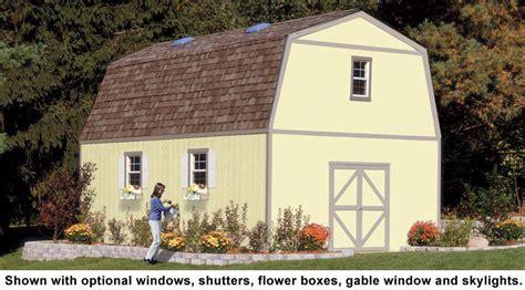 story storage building installed   backyard