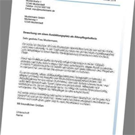 Bewerbung Freiwilliges Soziales Jahr Grundschule Bewerbungsvorlage F 252 R Ein Freiwilliges Soziales Jahr Vorlage