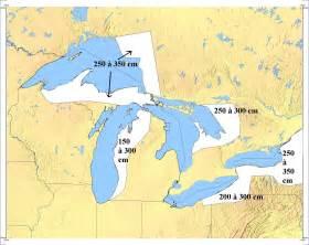 great lakes of america map snowbelt