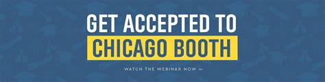 Chicago Booth Executive Mba Deadline by Of Chicago Booth School Of Business