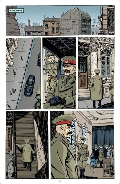 the complete okko books preview cold war vol 1 the damocles contract by