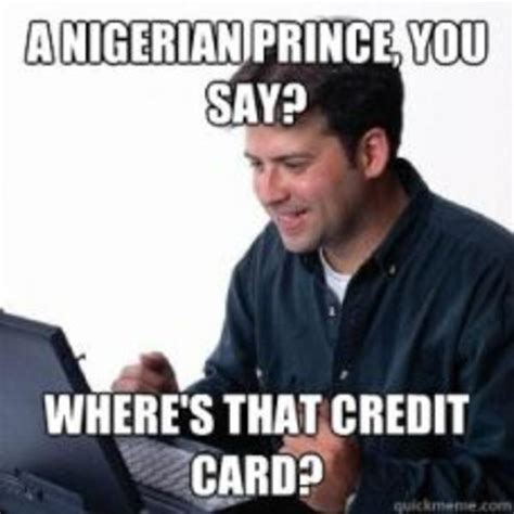 Nigerian Memes - image 510795 nigerian scams know your meme