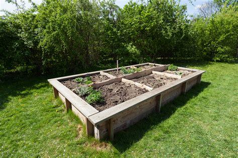 build  raised garden bed planning building