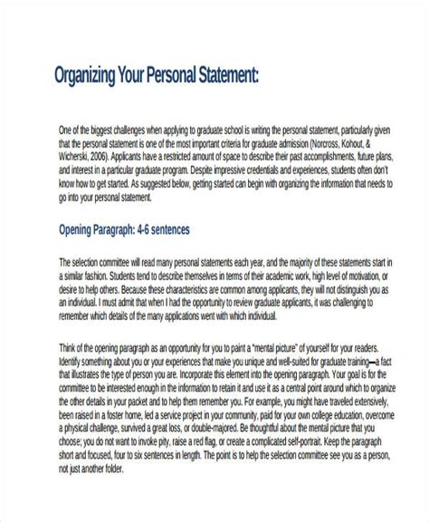 Mba Personal Statement With Emphasis On Nonprofit Organizations by Essay Press Ithaca Cv Coursework Exle Writing A Thesis