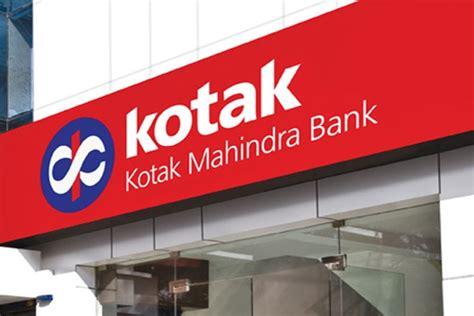 kotak mahindra bank banking kotak mahindra bank savers as important as borrowers