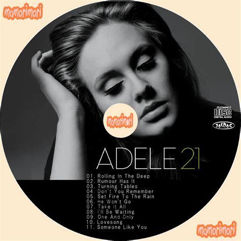 Cd Grande Adele Original Impor