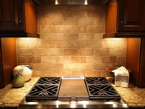 pictures of kitchens traditional dark wood kitchens kitchen stone backsplash house ideas pinterest stone