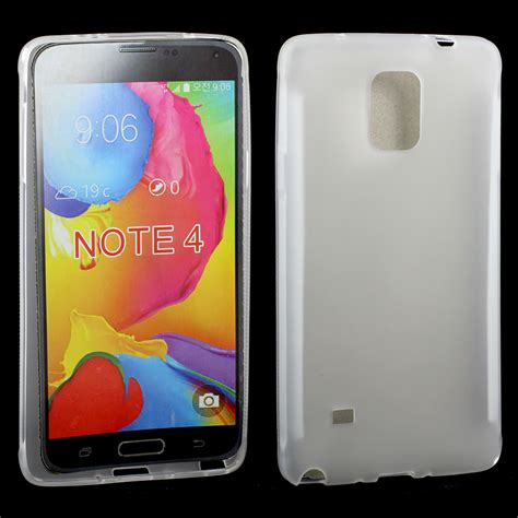 Samsung Galaxy Note 4 Zineq Soft Jelly Silicon Softcase wholesale samsung galaxy note 4 soft tpu gel clear