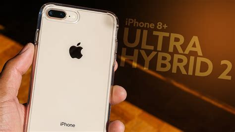 iphone 8 plus spigen ultra hybrid 2 review