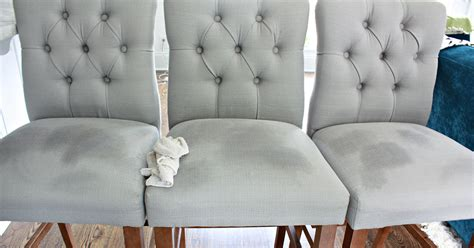 how to clean chocolate from upholstery removing water stain on upholstered chair