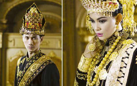make up dan baju pengantin modern cantik elegan sang dara baro weddingku com