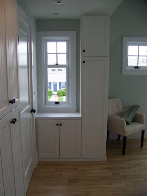 Cape Cod Closets by House On Cape Cod Amoire Closet Storage