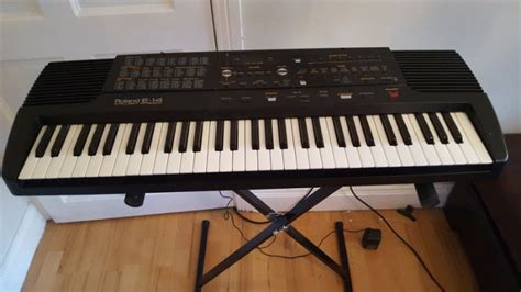 Keyboard Roland E14 roland e 14 intelligent keyboard for sale in churchtown