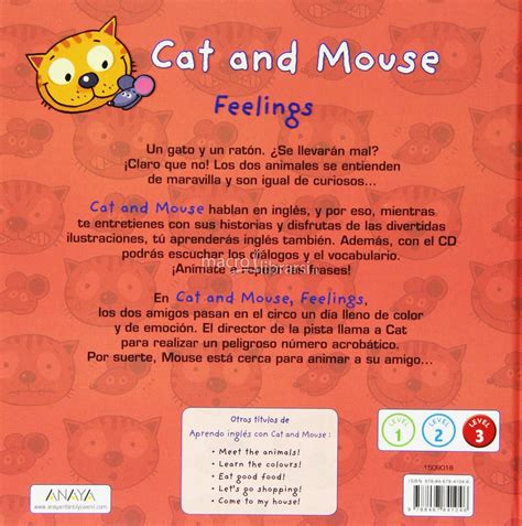 cat and mouse feelings libro cd st 233 phane husar lo 239 c m 233 h 233 e