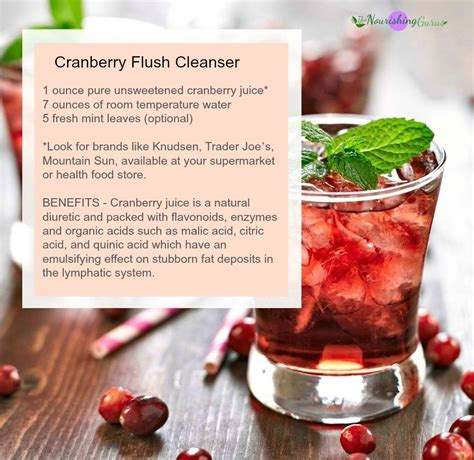 Cranberry Flush Detox by Are You A Picker Learn How To Halt This Habit Before It