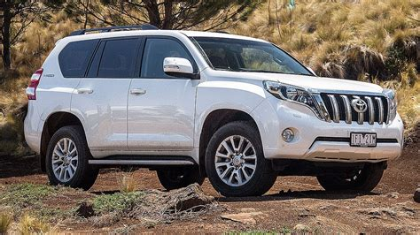 2019 toyota land cruiser preview 2019 toyota land cruiser prado car review