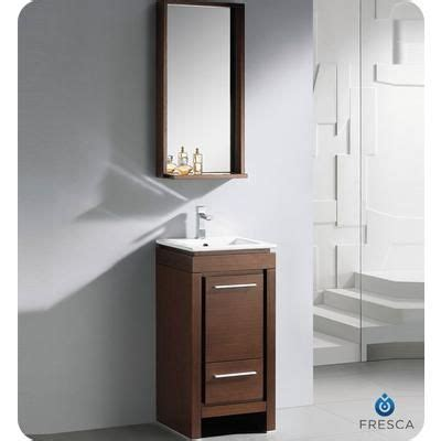 home depot vanity mirror bathroom fresca allier small wenge brown modern bathroom vanity