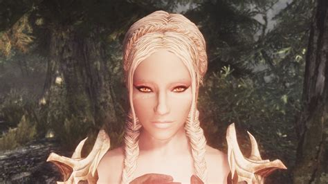 The Hair Styler Skyrim by Viking Hairstyles