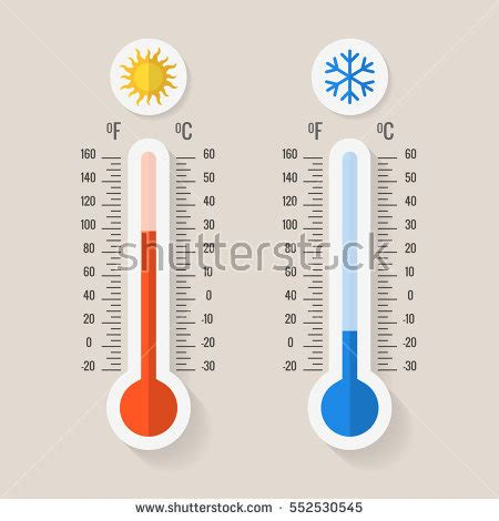 is 20 degrees fahrenheit cold thermometer stock images royalty free images vectors