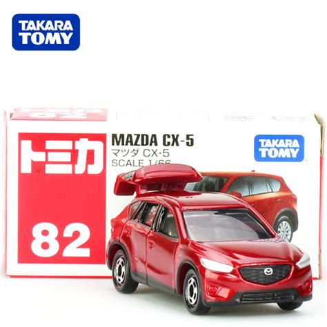tomica tomy 100 original no 82 quot mazda cx 5 quot car matchbox child gift 1 66 scale mazda cx 5