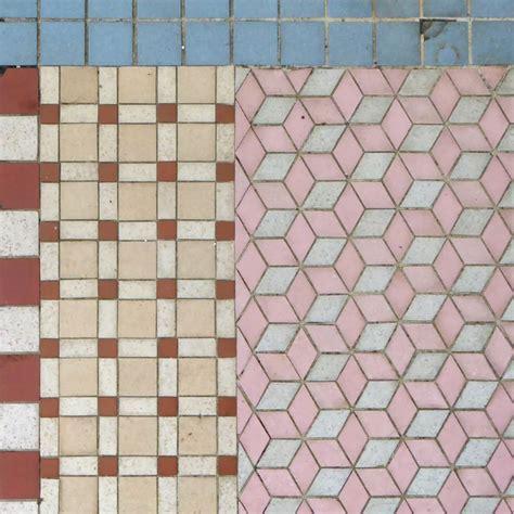 mosaic pattern of succession 1000 ideen zu bauhaus fliesen auf pinterest doppel