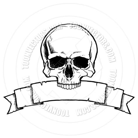 cartoon skull drawing learn how to draw a skull tattoo