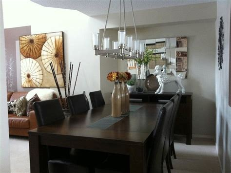 How To Stage A Dining Room Table by Dining Table