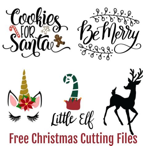 free silhouette cameo christmas cards cut file 1780 best silhouette cameo ideas images on pinterest
