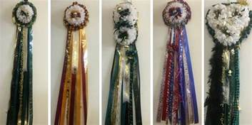 football homecoming mums boutonnieres flowers