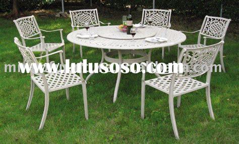 cast aluminum outdoor furniture cast aluminum outdoor