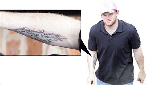 clint dempsey tattoo tattoos as fashion on football united indonesia