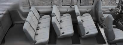 Chevrolet Traverse Passenger Capacity Chevrolet Express Seats Autos Post